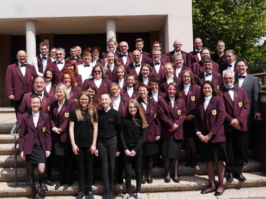 Unser gesamtes Orchester 2019